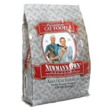 Newmans Own Organics Dry Formula Adult Healthy Cat Food 4.75 Pound