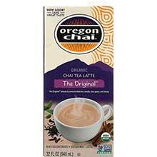 Oregon Chai Organic Original Chai Tea Lattte Concentrate 10032 32 Ounce