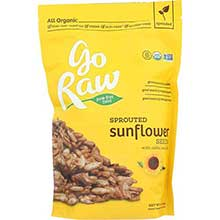 Organic Sprouted Sunflower Seed