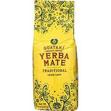 Sustainable Rainforest Organic Loose Leaf Yerba Mate Tea