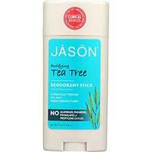 Jason Natural Products Tea Tree Deodorant Stick 2.5 Ounce