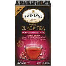 Premium Pomegranate Delight Black Tea