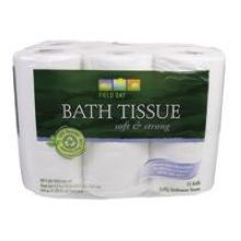 Recycled 100 Percent 2 Ply Bath Tissue