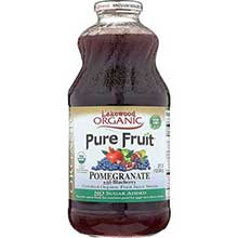 Lakewood Organic Pomegranate with Blueberry Juice 32 Ounce