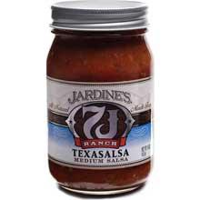 Jardines 7J Ranch Texasalsa Medium 16 Ounce