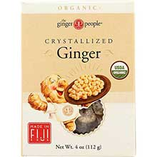 Ginger People Crystallized Ginger