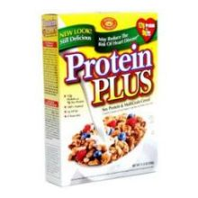 Protein Plus with Soy Cereal
