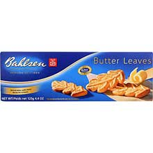 Butter Leaves Cookies