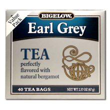 Earl Grey Flavored Tea