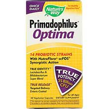Natures Way Primadophilus Optima Vegetable Capsule