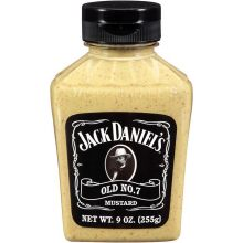 Jack D Mustard Old No. 7 - 9 ounce