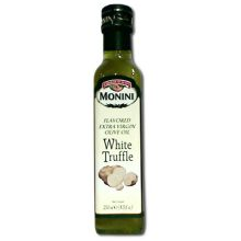 Monini White Truffle Extra Virgin Olive Oil 8.5 Ounce