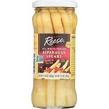 All White Asparagus