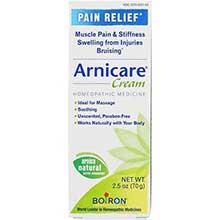 Boiron Labs Arnicare Cream 2.5 Ounce