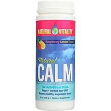 Peter Gillhams Nat Vitality Raspberry Lemon Natural Calm Anti Stress Drink 8 Ounce
