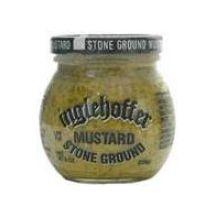 Inglehoffer Stone Ground Mustard 8 Ounce