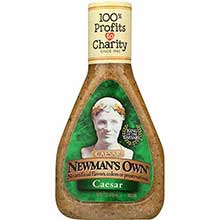 Newmans Own Caesar Salad Dressing 16 Ounce