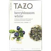 Tazo Berry Blossom White Tea