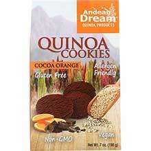 Dairy Free Quinoa Cookies