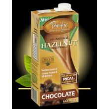 Pacific Foods Hazelnut Chocolate Non Dairy Beverage 32 Ounce