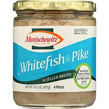 Whitefish and Pike Jelled Fish