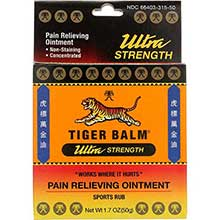Tiger Balm Ultra Strength Pain Relieving Ointment 50 Gram