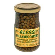 Caper in White Balsamic Vinegar