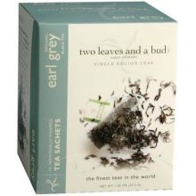 Two Leaves and a Bud Organic Earl Grey Tea