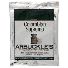Roasted Ground Colombian Supreme Coffee