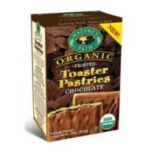 Natures Path Organic Chocolate Frosted Toaster Pastry 11 Ounce