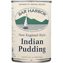 All Natural Indian Pudding