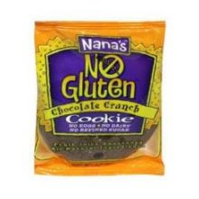 Nanas Cookies - Chocolate Crunch Cookies 3.5 Ounce