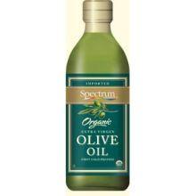 Spectrum Naturals Organic Unrefined Extra Virgin Olive Oil 8 Ounce
