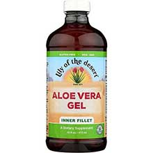 Lily Of The Desert Aloe Vera Gel 16 Ounce