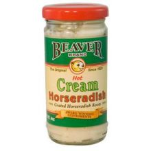 Beaver Cream Style Horseradish Sauce