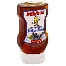 Billy Bee Organic Blueberry Honey 13 Ounce