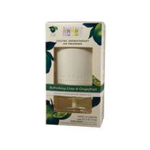 Aura Cacia Lime and Grapefruit Aromatherapy Air Freshener Refill