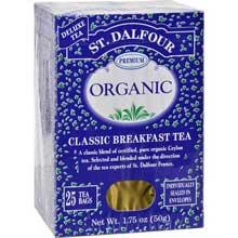 Organic Classic Breakfast Tea Bags