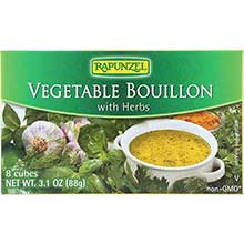 Rapunzel USA Organic Vegetable Bouillon with Herbs 3.10 Ounce