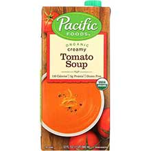 Pacific Foods Organic Creamy Tomato Soup 32 Ounce