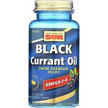 Black Currant Oil Capsule