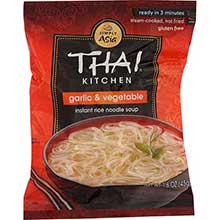 Garlic and Vegetable Instant Rice Noodle Soup 1.6 ounce