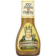 Newmans Own Salad Dressing Original - 8 Oz Pack