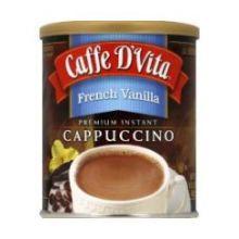 French Vanilla Cappuccino