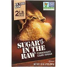 Sugar In The Raw - 32 Oz Pack