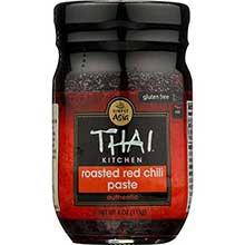 Thai Kit Rstd Red Chili Paste - 4 Oz Pack