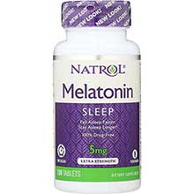 Natrol Melatonin Time Release Sleep Support Tablet 5 Mg