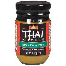 Thai Kit Green Curry Paste - 4 Oz Pack
