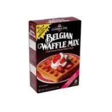 Classique Fare Waffle Mix