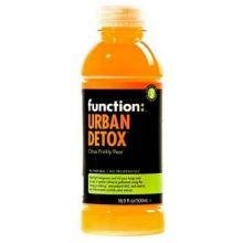 Function Drinks Citrus Prickly Pear Urban Detox Drink 16.9 Ounce